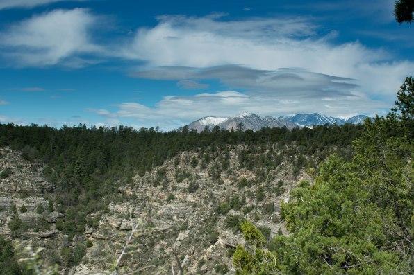 Walnut Canyon Mountains