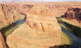 Horseshoe Bend. Hiking Arizona Old Man Hiking