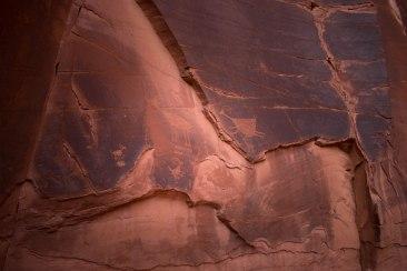 Monument Valley Hiking in Arizona Desert Petroglyphs