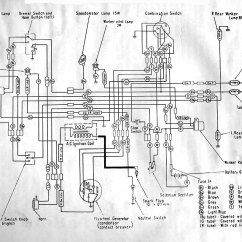 Wiring Diagram Of Motorcycle Honda Xrm 110 Rj45 Plug Parts Catalog Motorview Co