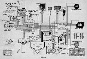 SOLVED: 1985 Honda CB 700 SC Nighthawk wiring diagram  Fixya