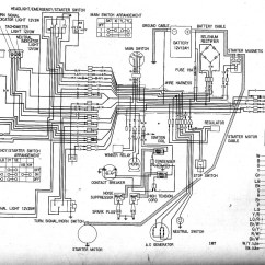 1978 Honda Cb400a Wiring Diagram Relay Panel Hondamatic Best Library