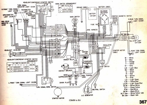 small resolution of honda cb 450 wiring diagram wiring diagram yer cb 450 wiring schematic