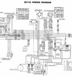 honda st90 wiring diagram [ 1226 x 906 Pixel ]