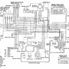 Sportster Wiring Diagram Automotive Tutorial Harley Headlight Get Free Image