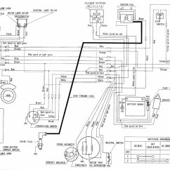 Polaris 90 Wiring Diagram Subwoofer 1 Ohm Honda Wave R 100 Best Library Cd90 Clymer