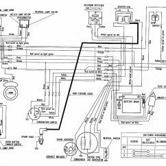 Ct90 Wiring Diagram Xentec Hid 9007 1970 Honda Trail 70 Free Engine