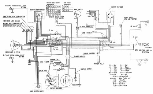 small resolution of honda ct90 battery wiring diagram get free image about honda trail 90 wiring diagram wiring ct90