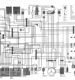 honda cm400 wiring diagram wiring diagram mega 1980 cm400 wiring diagram not regulator rectifier  [ 1148 x 885 Pixel ]