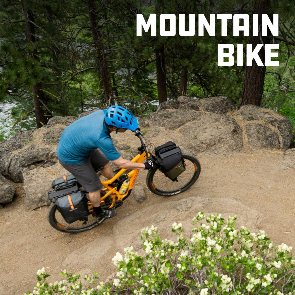 Mountain Bike Racks