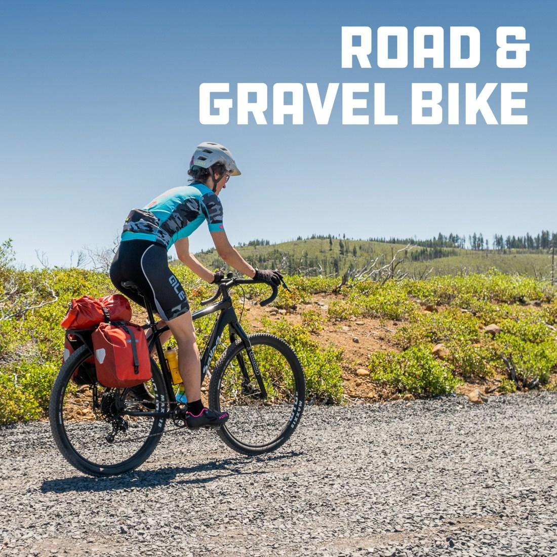 Road & Commuter Bikes