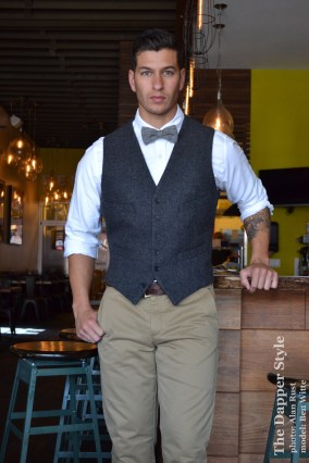 ben witte dapper male model