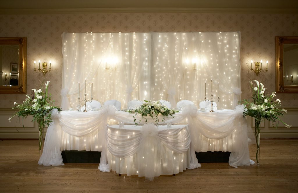 Wedding Chapel Decor Packages At The Old Mill Toronto