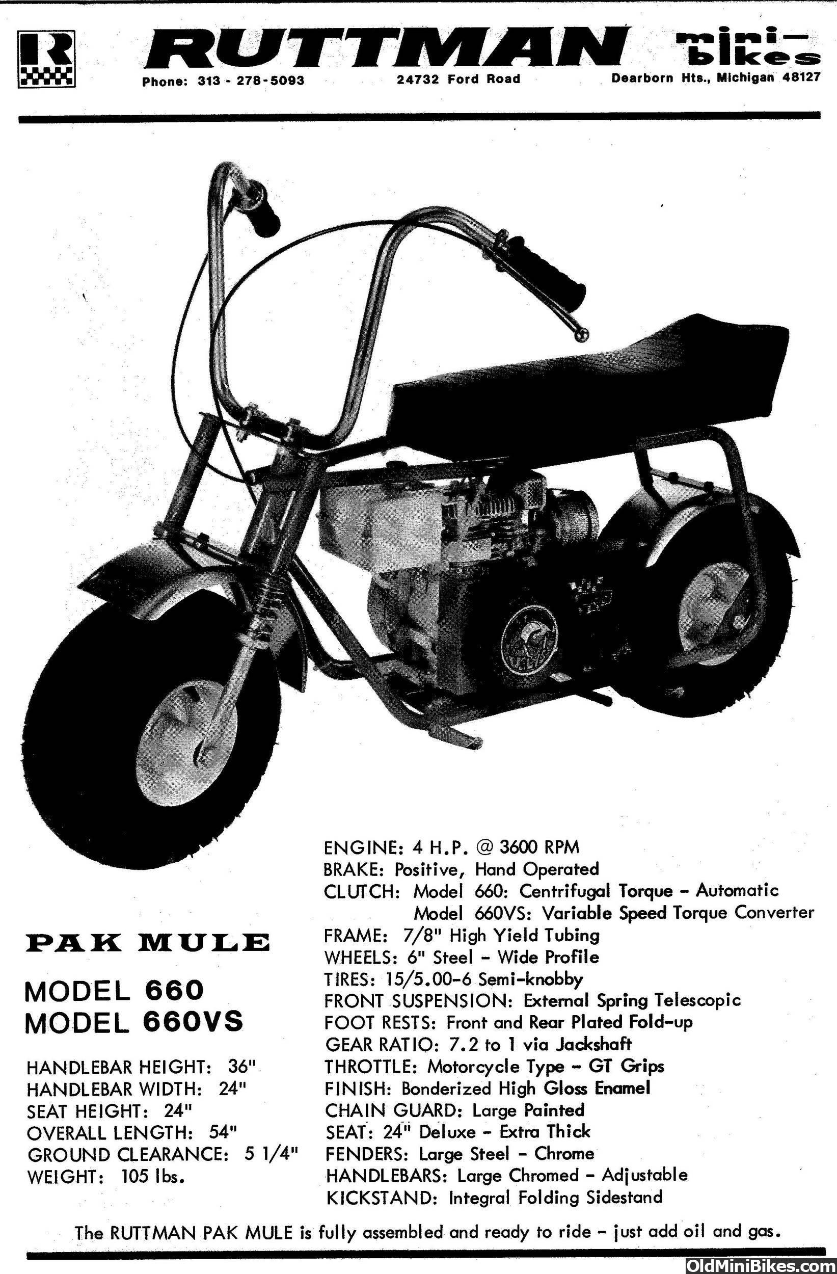 Ruttman Mini Bike : ruttman, Ruttman, Ideas, Bike,, Paks,