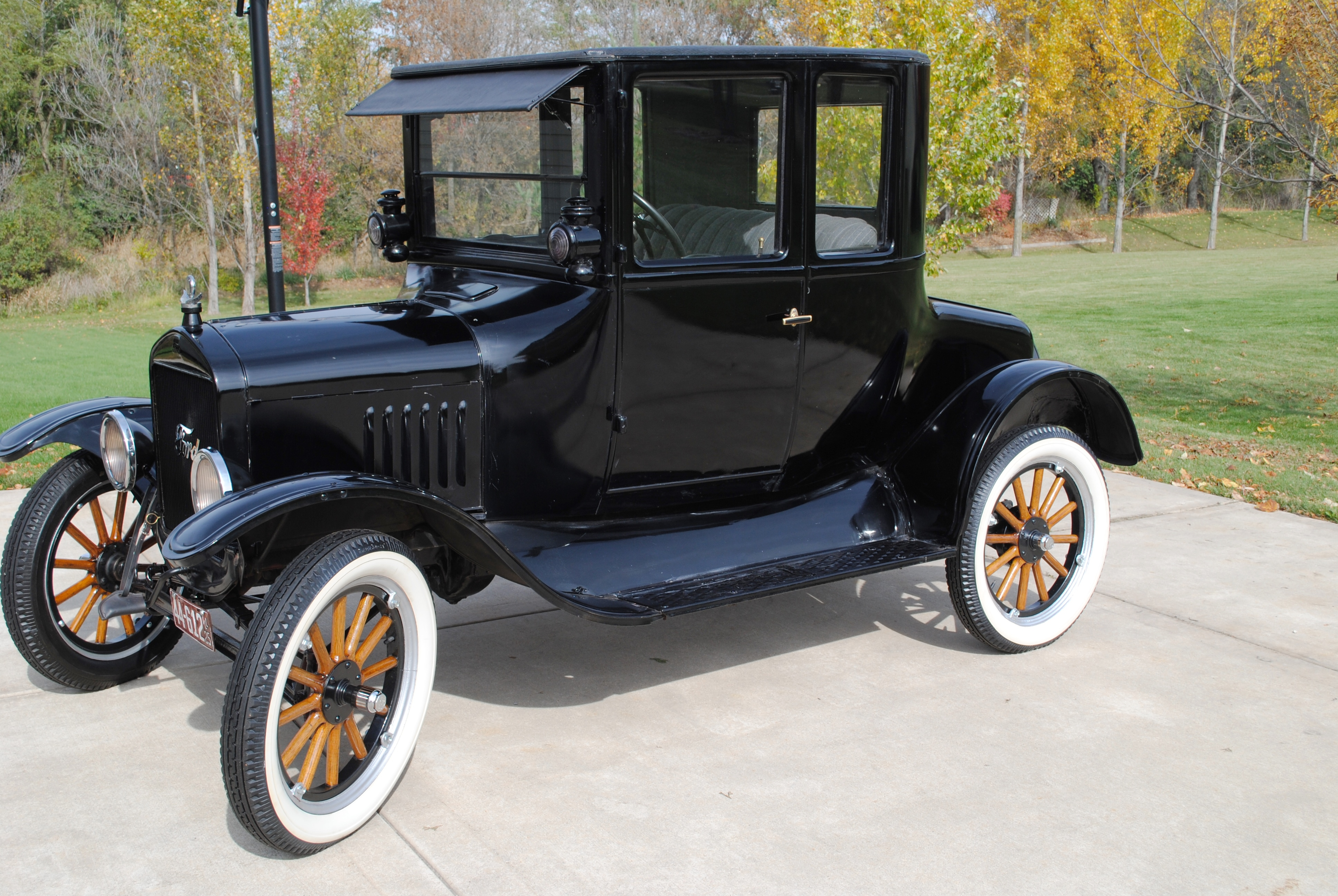 1925 model t ford wiring diagram 2 light switch oldmotorsguy com buy sell restore repair vehicles manufactured coupe sold