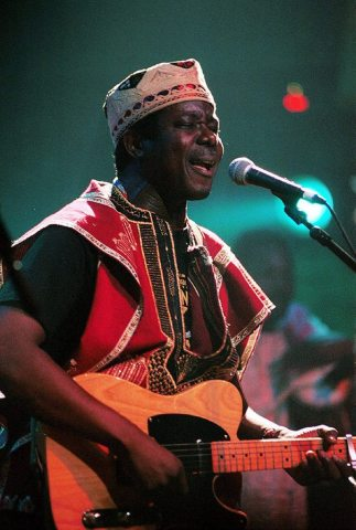 King Sunny Ade's songs