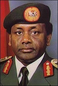 Sani Abacha's death