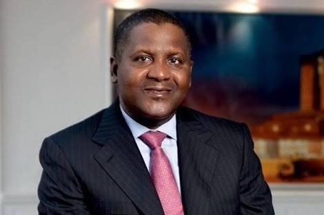 Aliko Dangote, richest Nigerian
