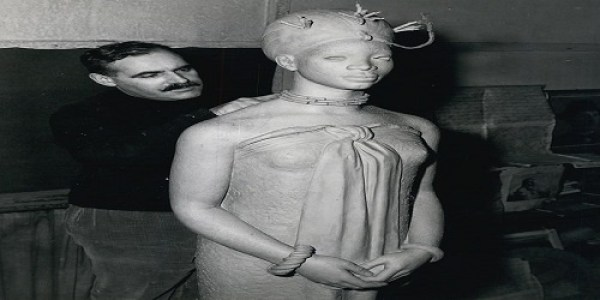 Emotan Statue in Benin