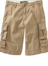 Men: Men's Double-Pocket Cargo Shorts (14