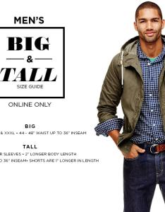 Men   big tall size guide online only also and clothing old navy rh oldnavyp