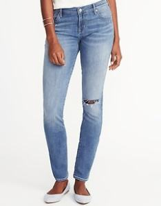 Mid rise curvy straight jeans for women also old navy rh oldnavy