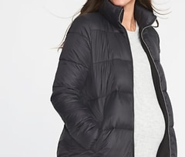 Maternity Frost Free Puffer Jacket