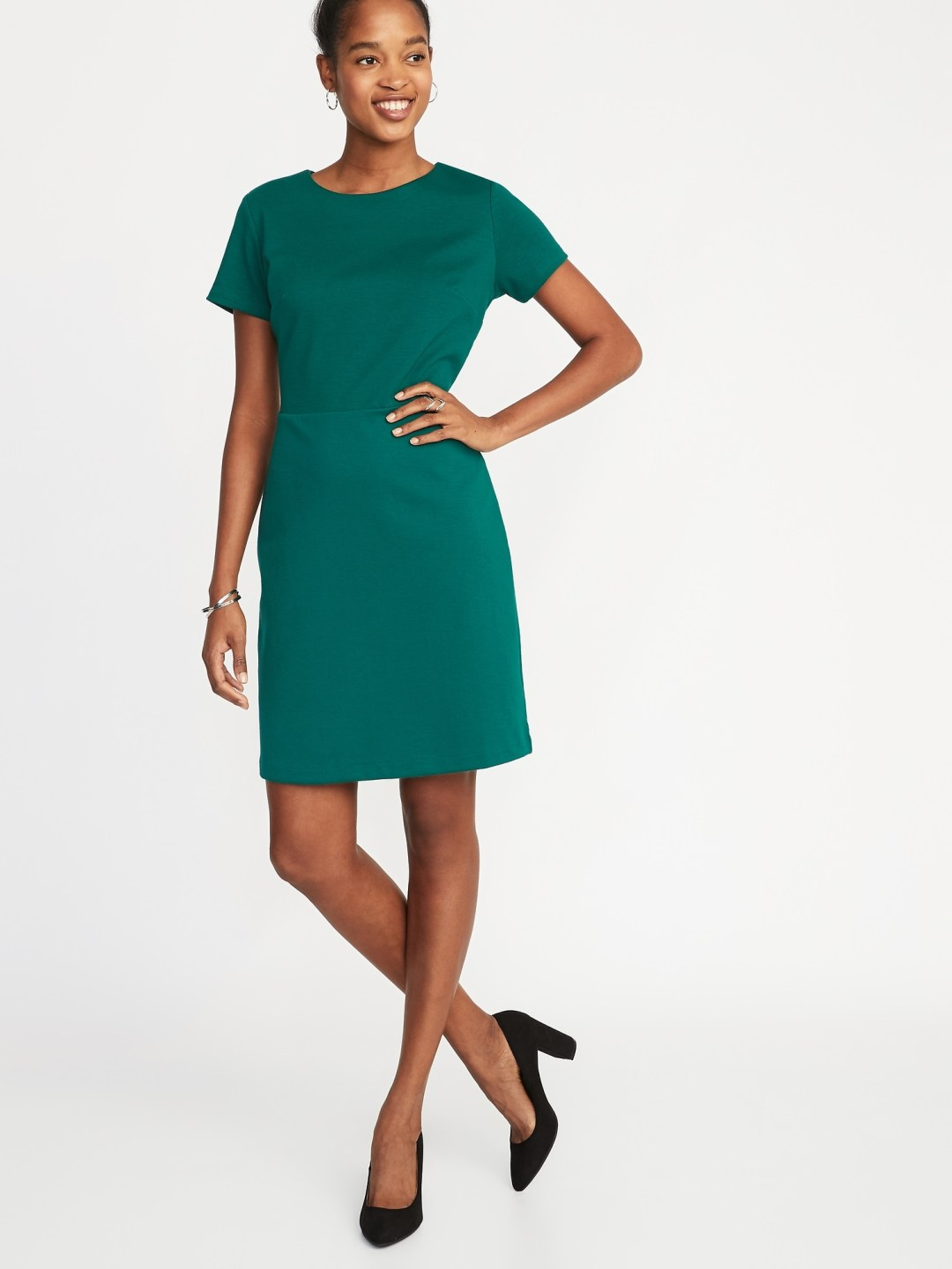 Ponte knit sheath dress from Old Navy