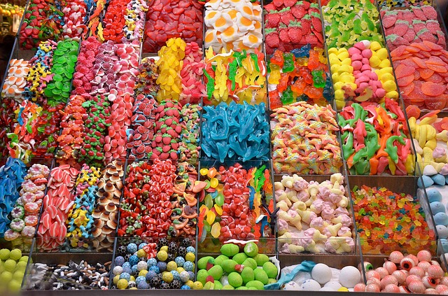 pick and mix best ever sweets