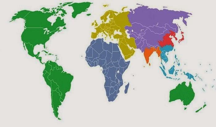 1 billion per area