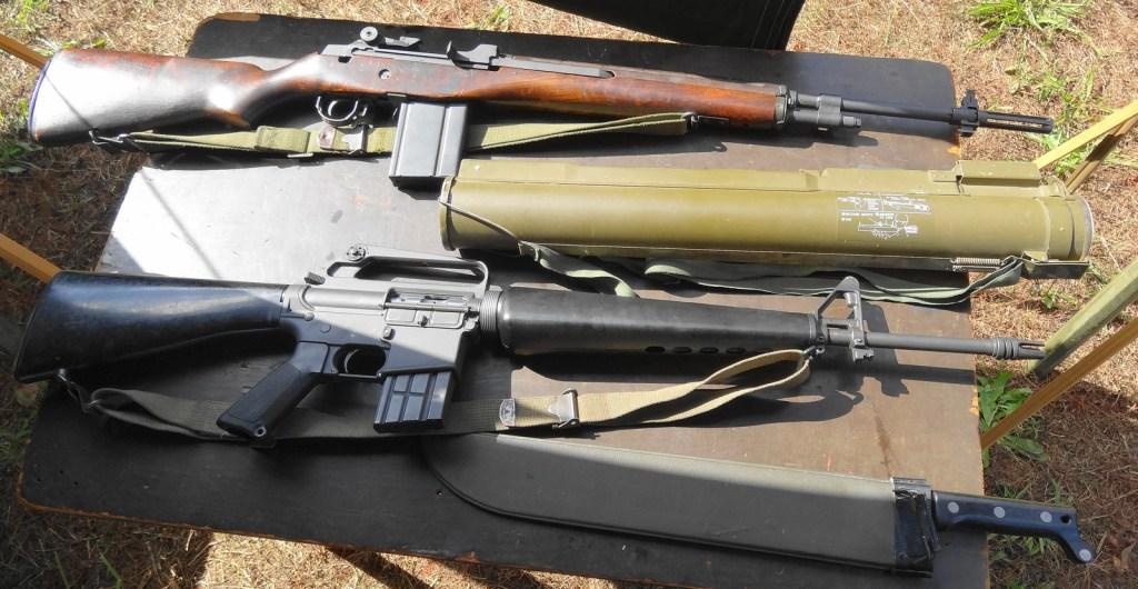 M16 M14