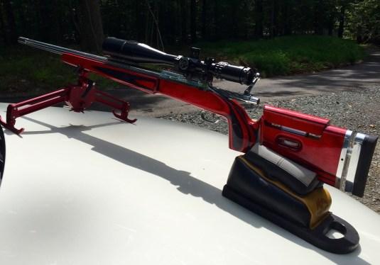 Custom rifle 1