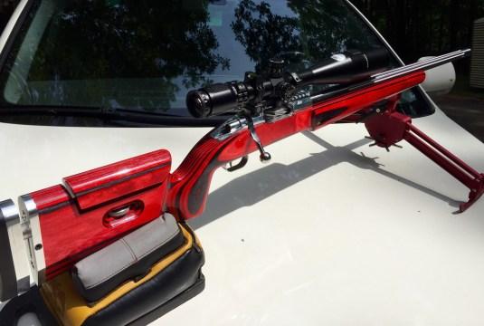 Custom rifle 2