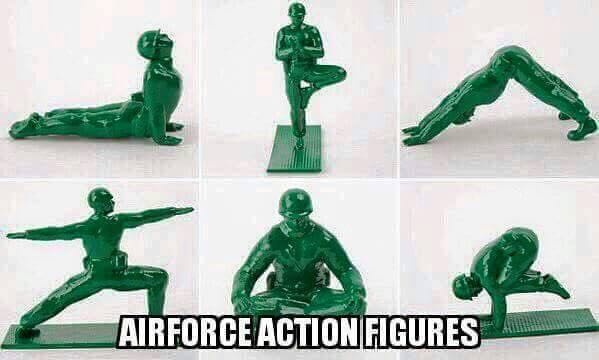 air force figures