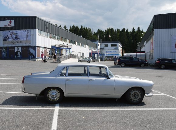1958 Lancia Flaminia Berlina Pininfarina