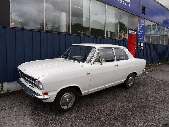 1972 Opel Kadett 1.2l B