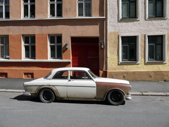 1967 Volvo Amazon 122s 133351 M Coupe