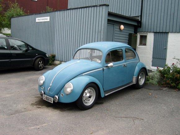 1953 Volskwagen Type 1 beetle split window