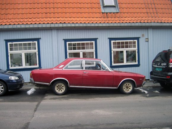 1972 Ford 20M XL Taunus P7b