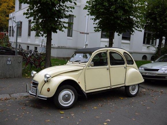 1973 Citroën 2CV 6 AZKA