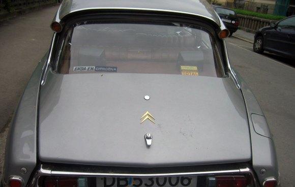 1974 Citroën DS 23 Pallas