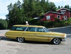 1964 Ford Country Sedan galaxie station wagon
