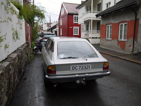1978 Lancia Beta HPE shooting brake