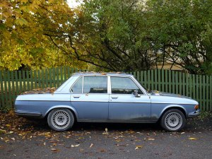 1976 Bmw 3.0s e3 new six sedan