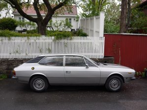 1978 Lancia Beta HPE shooting brake