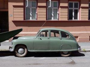 1950 Standard Vanguard Phase I Saloon
