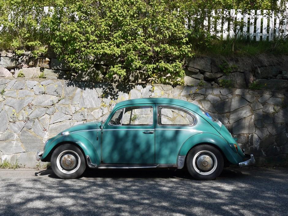 1966 Volkswagen 1300 Sedan Beetle Boble type 1 Oslo