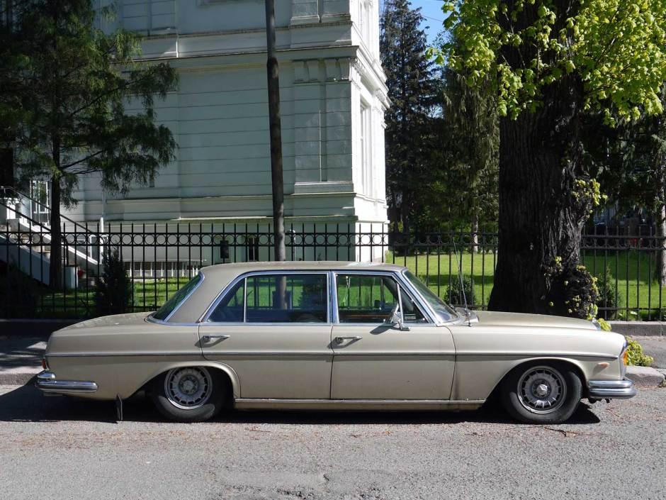 1971 Mercedes-Benz 300 SEL 3.5 W108 W109 Oslo Norway
