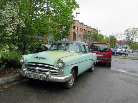 1954 DODGE ROYAL V-8