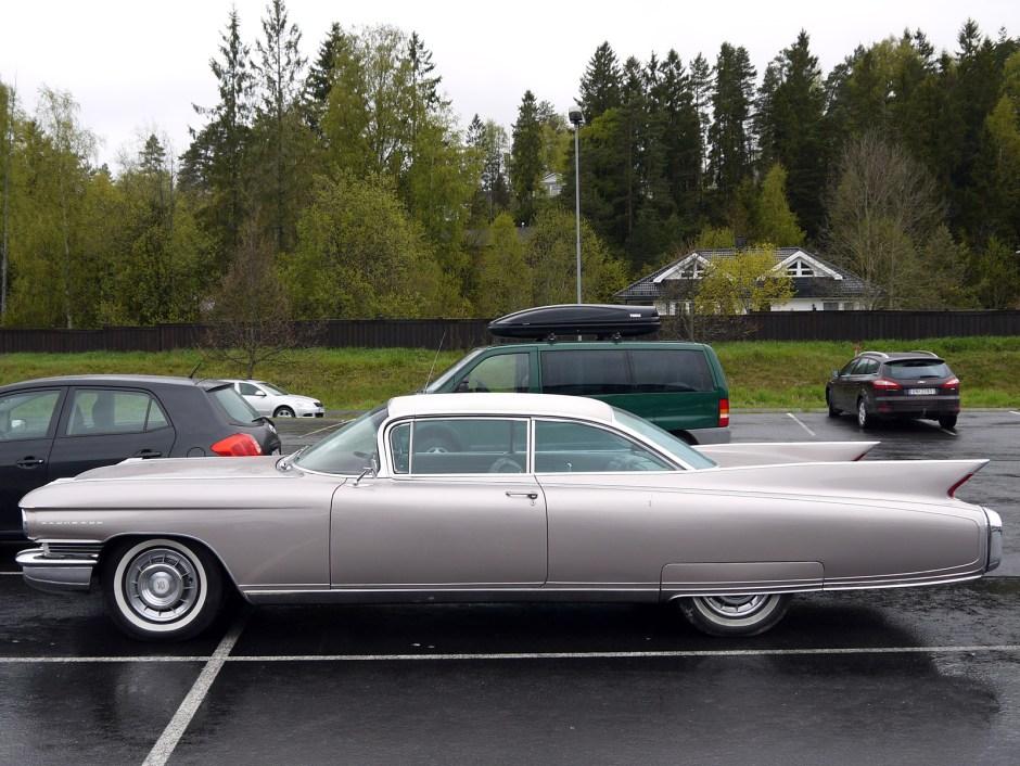 1960 Cadillac Eldorado Seville American classic cars  oslo norway